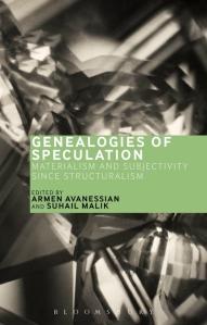 Genealogies of Speculation