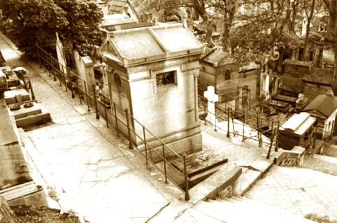 Cimetière Paris Père-Lachaise