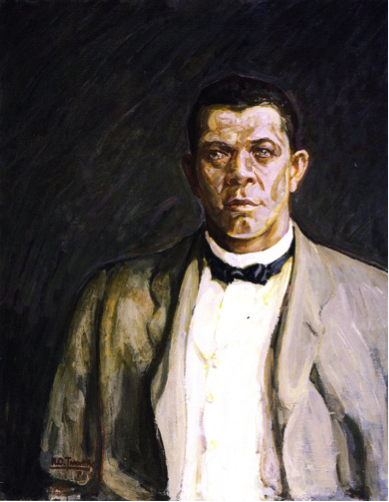 Booker T. Washington, Henry Ossawa Tanner, 1917