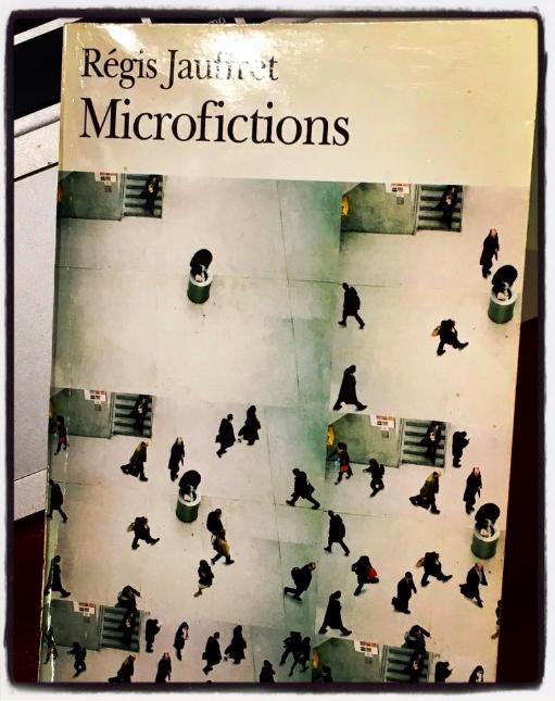 Régis Jauffret Micrifictions