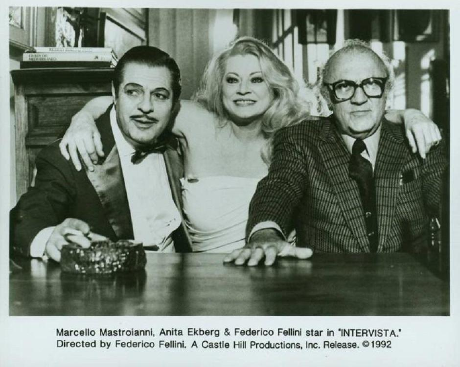 federico-fellini-marcello-mastroianni-and-anita-ekberg-in-intervista-1987