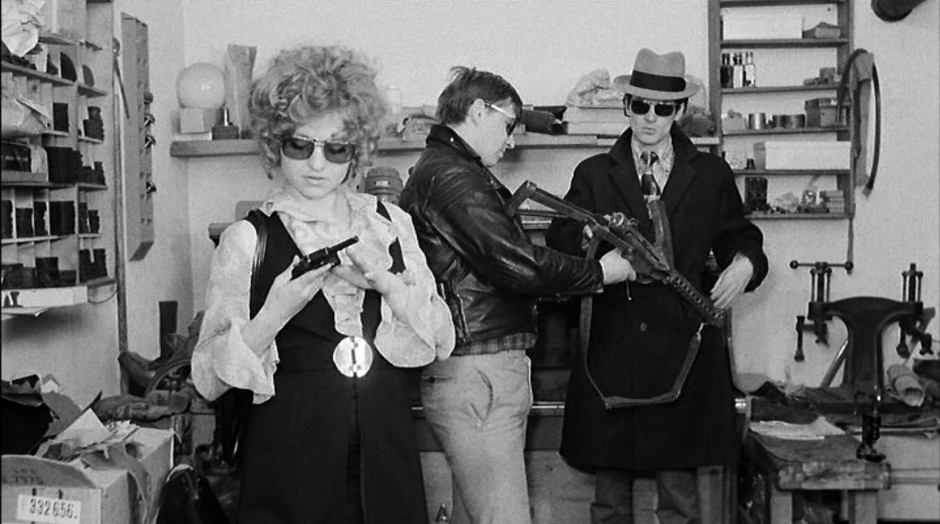 Fassbinder, L'amour est plus froid que la mort
