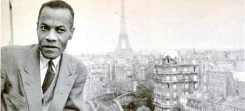 Léon-Gontran Damas, Paris
