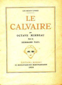 Mirbeau Le Calvaire