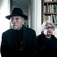 Jean-Jacques Viton et Liliane Giraudon