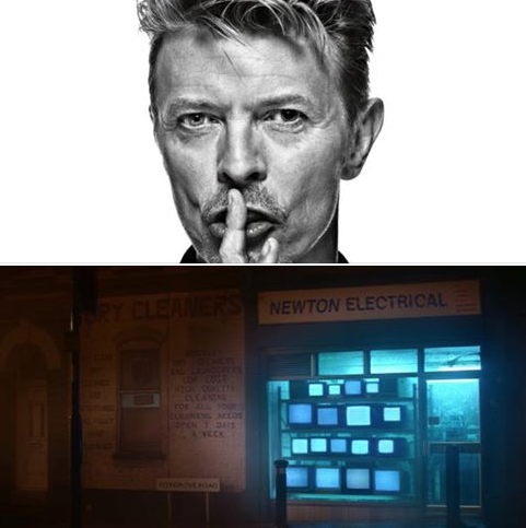 David Bowie No Plan