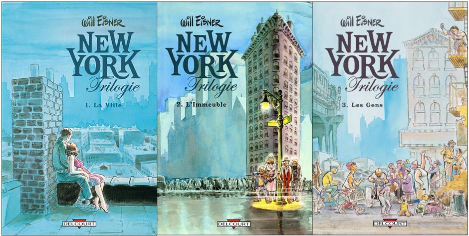 new-york-trilogie