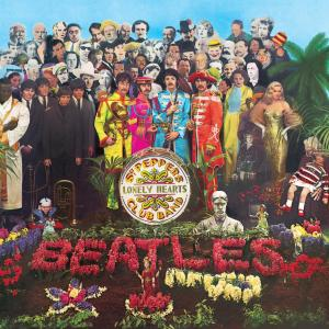 Beatles Sergent Pepper