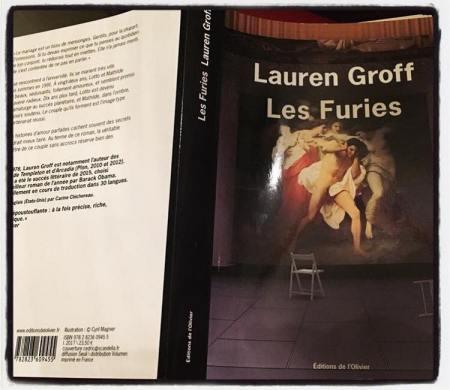 Lauren Groff, Les Furies