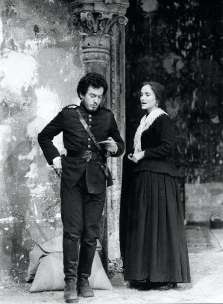 La tragédie de Carmen, 1981