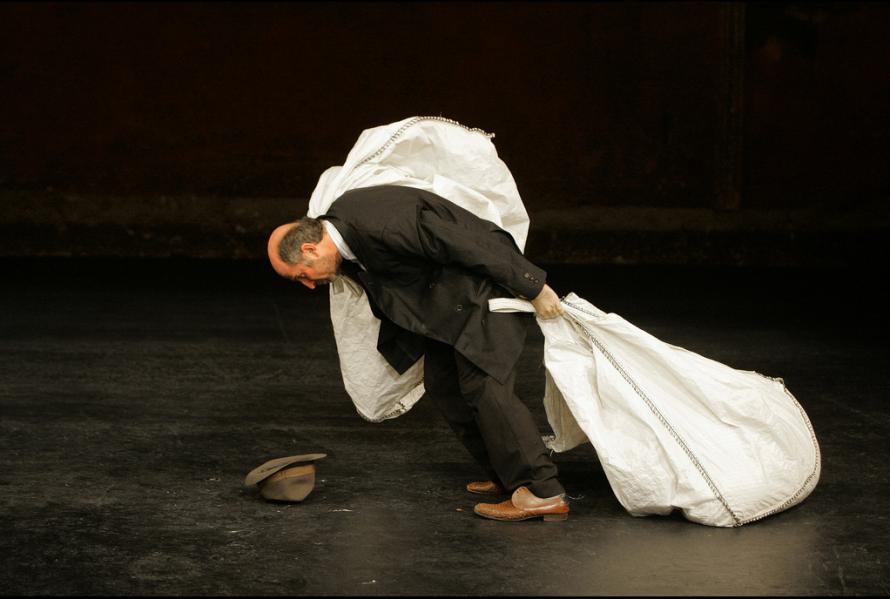 Marcello Magni, Fragments (2006 et 2015, nouvelle version) © Photo Pascal Victor / ArtComArt