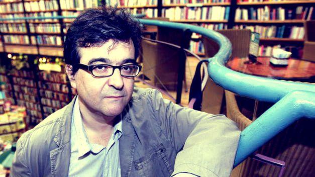 Javier Cercas (DR)