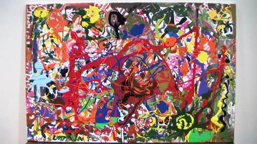 Syd Barrett, peinture